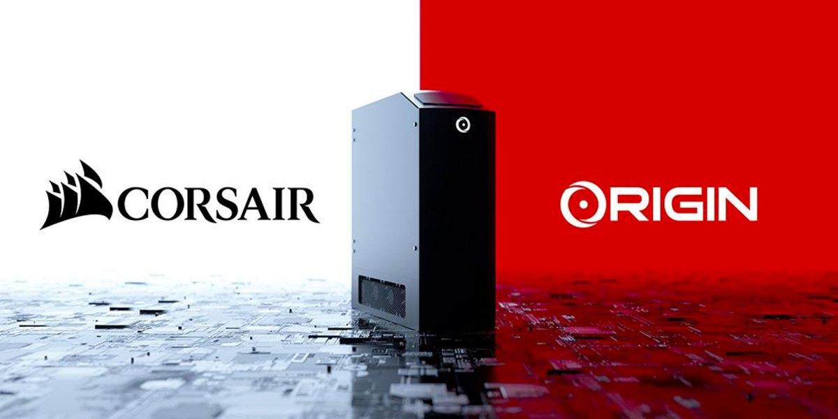 CORSAIR buys ORIGIN PC