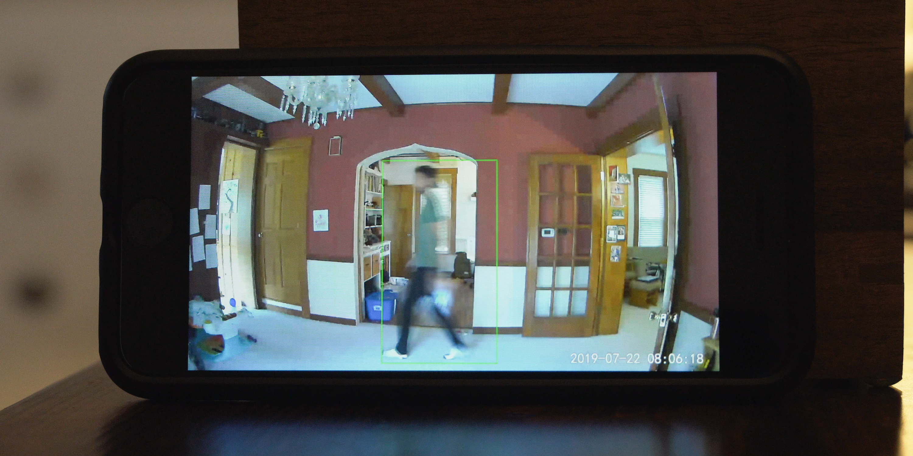 Wyze Cam Pan motion detection