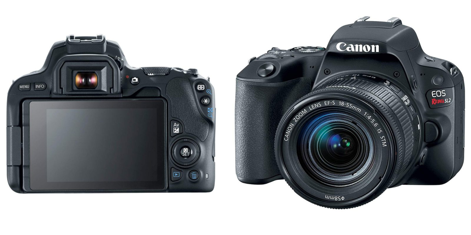 Canon EOS Rebel DSLR Cameras are $160+ off for Prime Day