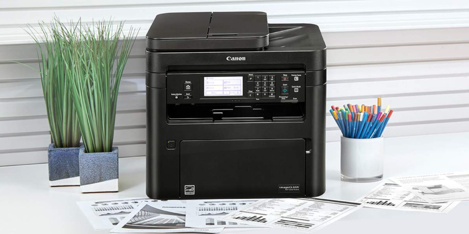 Embrace Apple AirPrint with Canon's Laser All-in-One: $149 (Reg. $180+)
