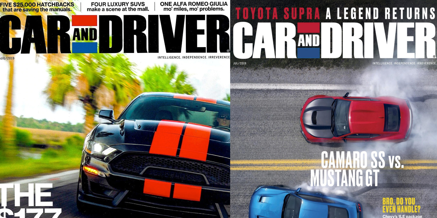 Car And Driver >> Grab 4 Yrs Of Car And Driver Magazine For The Price Of One 12