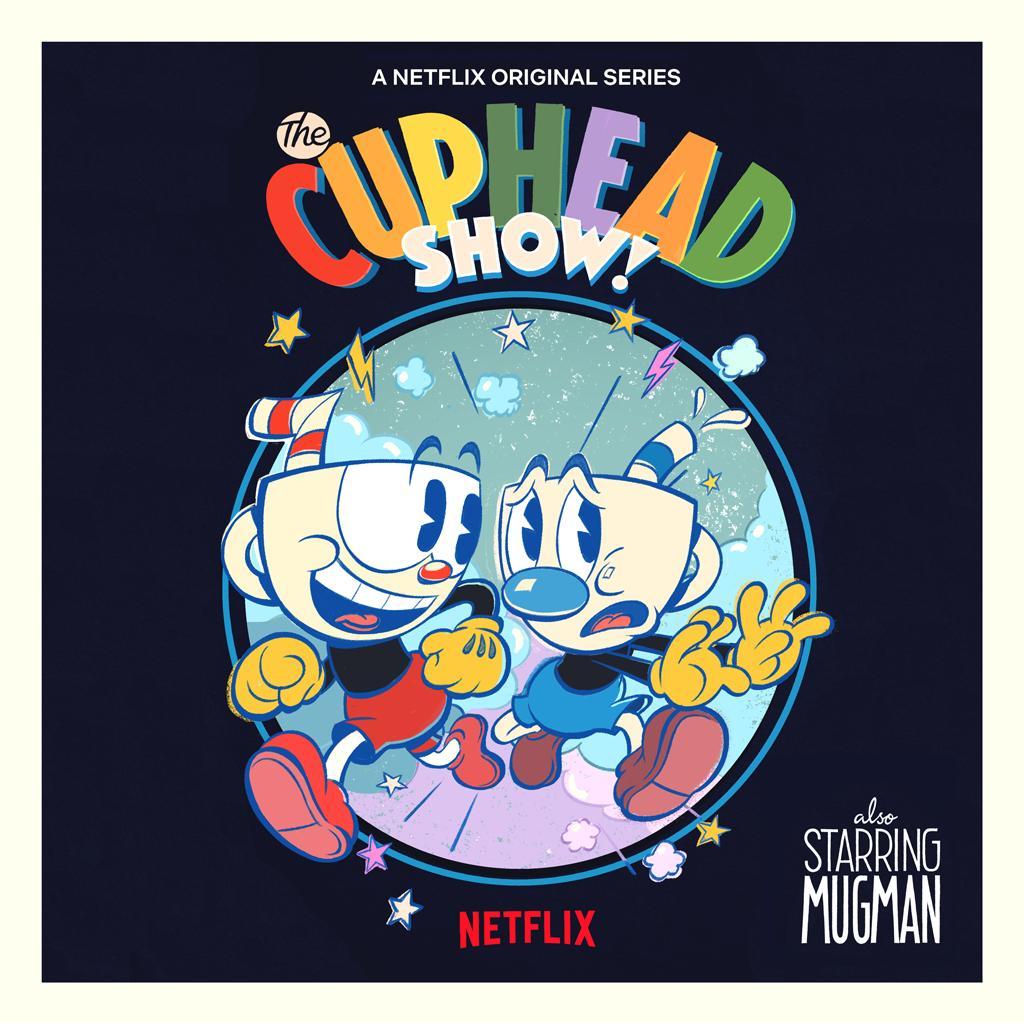 Cuphead Netflix show poster