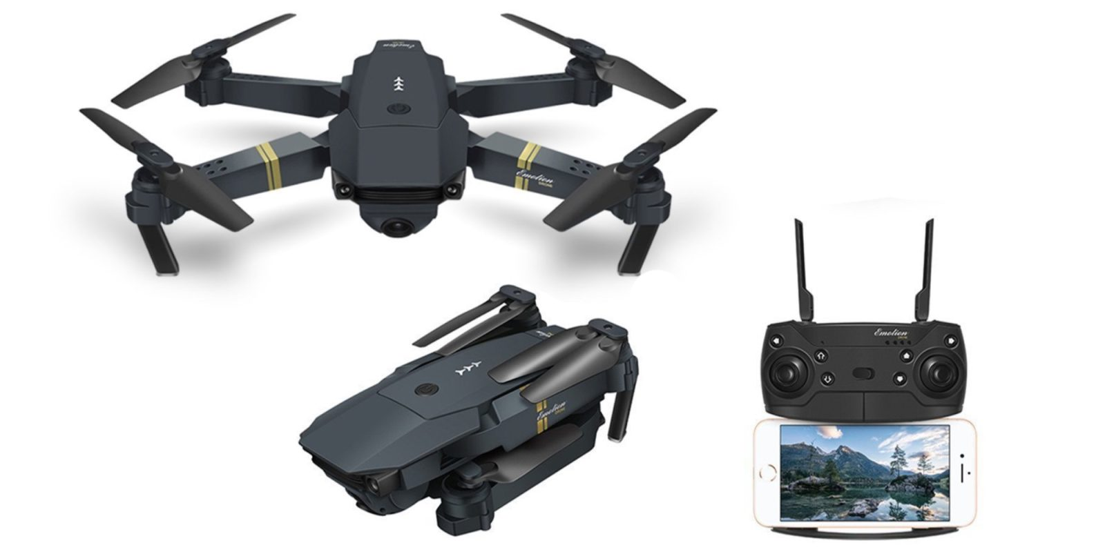 Eachine's E58 FPV Quadcopter Drone gets a 35% discount to new low at $49.50