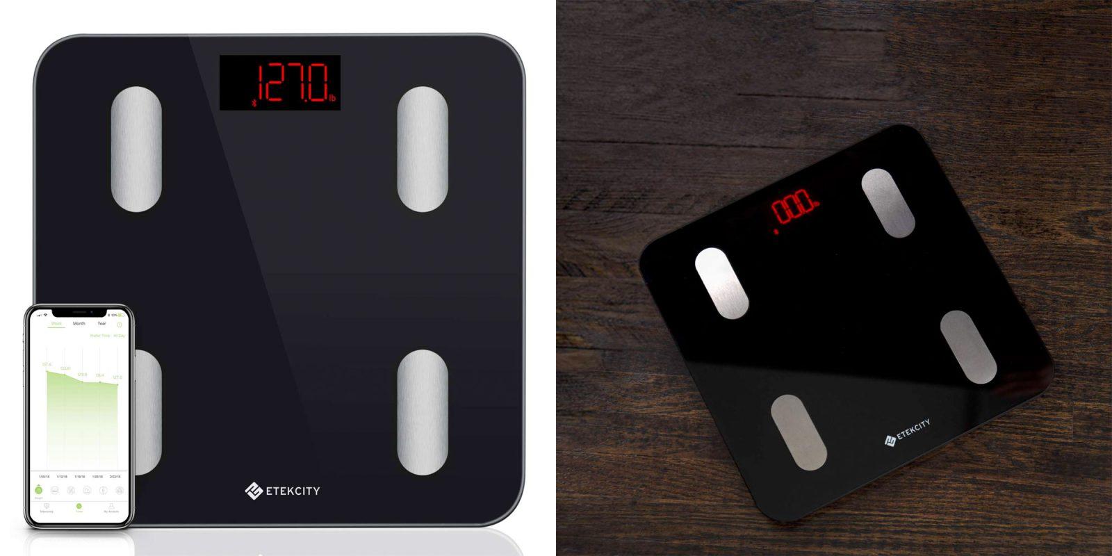 This $16 Apple HealthKit Bluetooth smart scale belongs in every bathroom