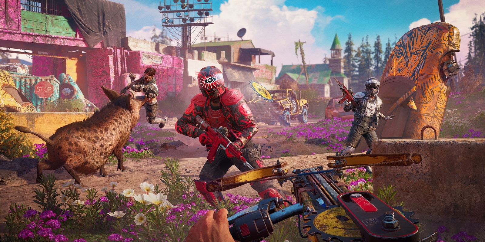 Today's Best Game Deals: Far Cry New Dawn $20, Dragon Quest XI $30, more