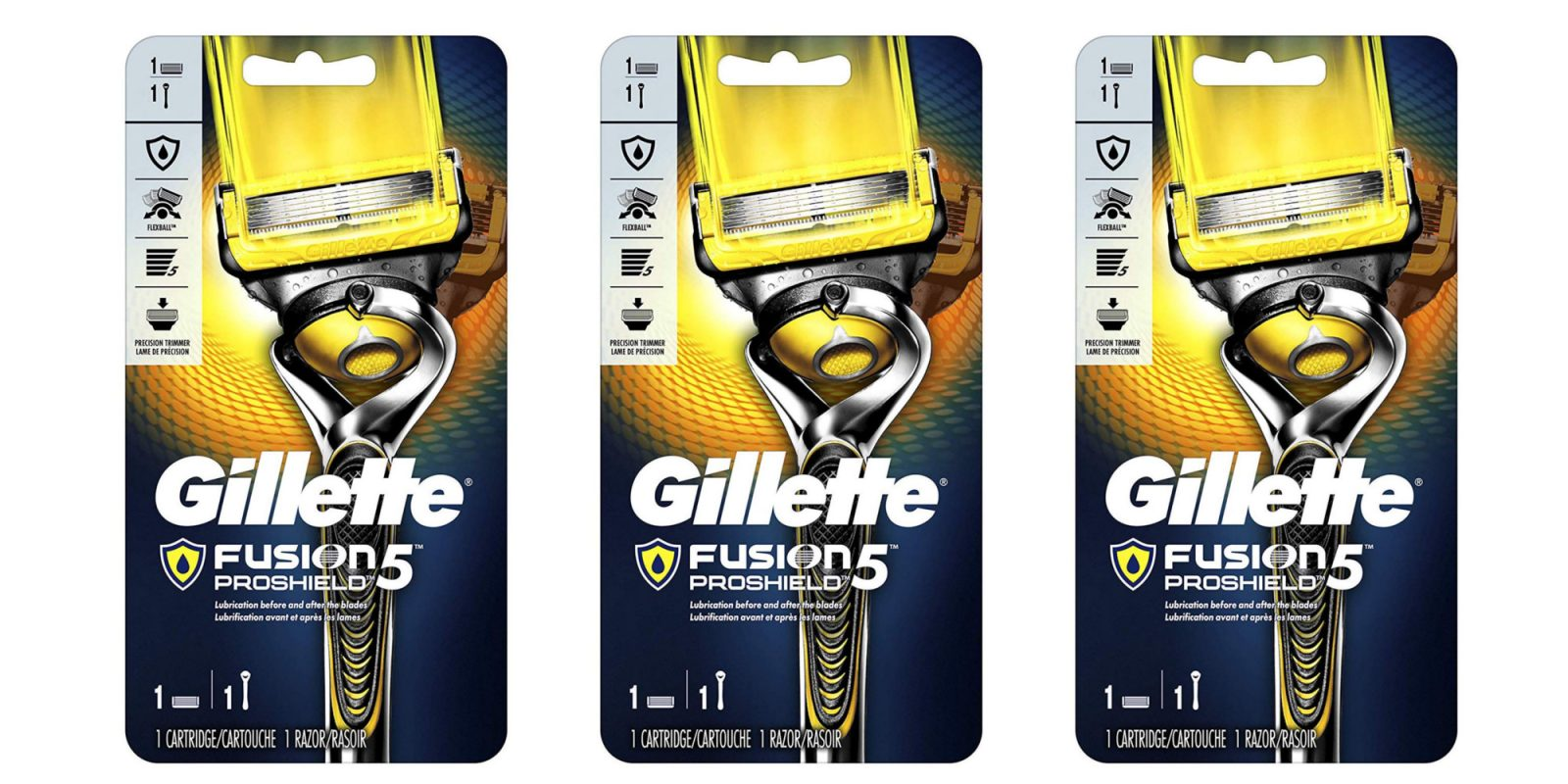 Gillette's Fusion5 Men's Razor is yours for $8 Prime shipped (Up to 35% off)