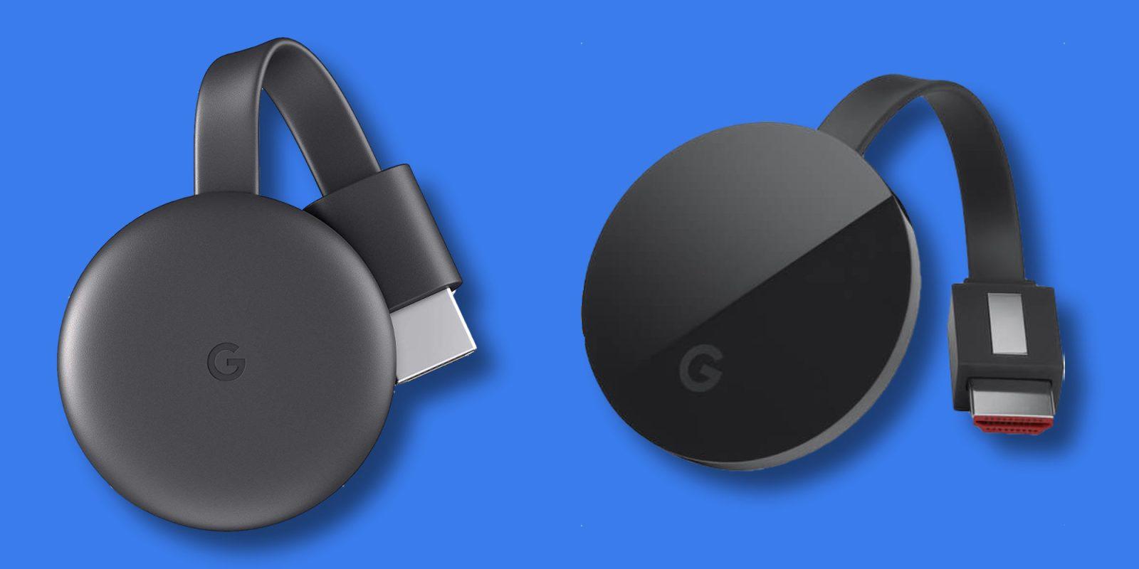 Google Chromecast Ultra lets you fling 4K for $46 (Reg  $69), more