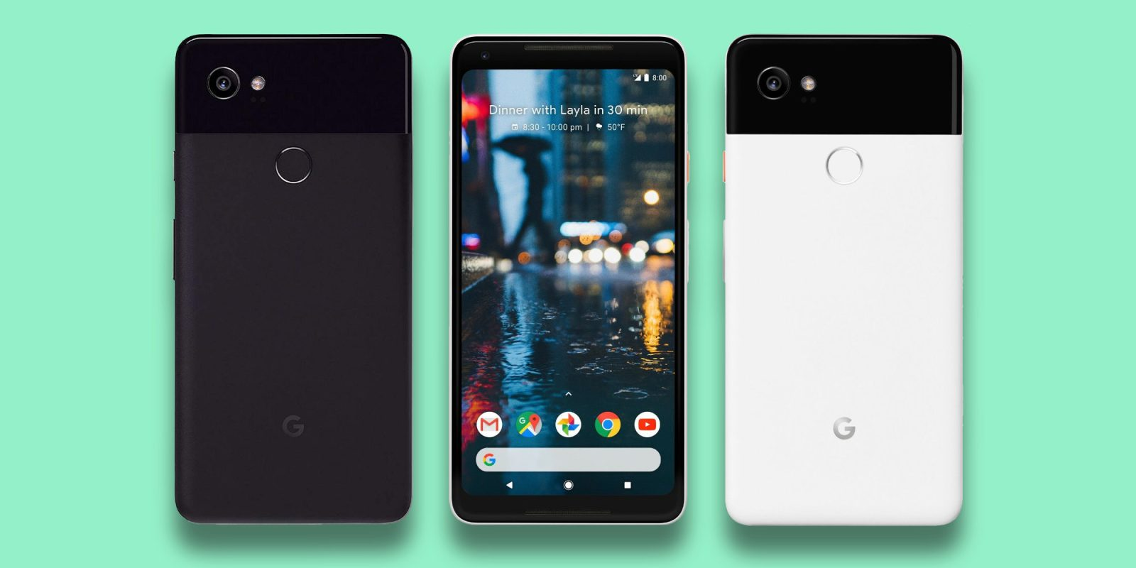 The unlocked Google Pixel 2 XL can be yours for $340 (Reg