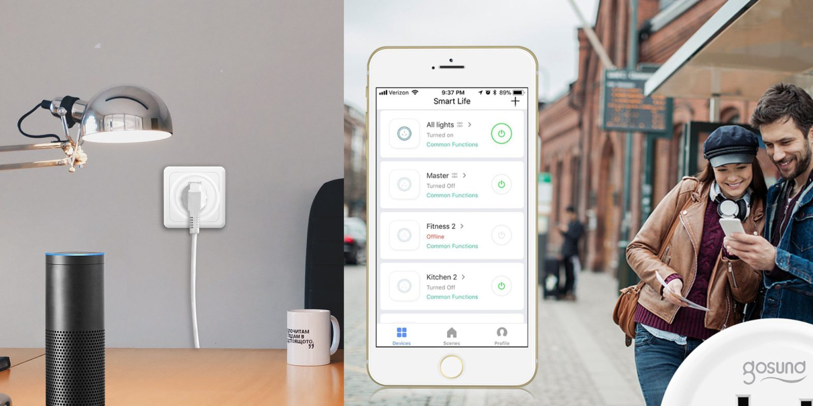 Amazon 1-day smart plug sale with options starting from $13 (Up to 32% off)