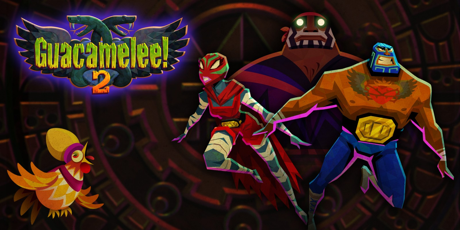 Switch indie game sale from $5: Guacamelee! 2, Crashlands, Severed, many more
