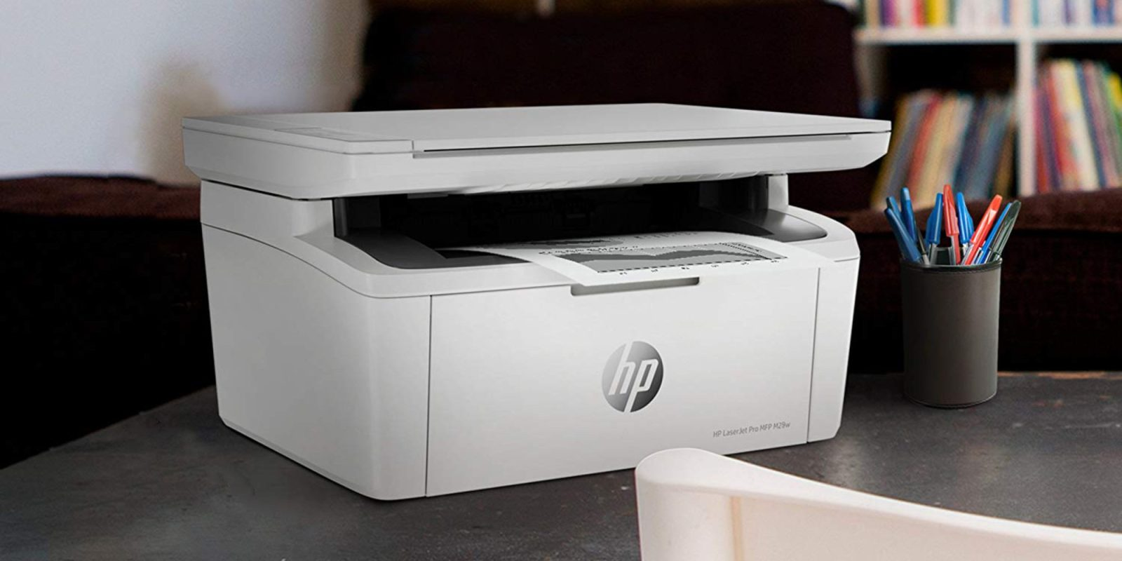 Score AirPrint with HP's compact LaserJet Pro AiO: $99 (Reg. up to $129)
