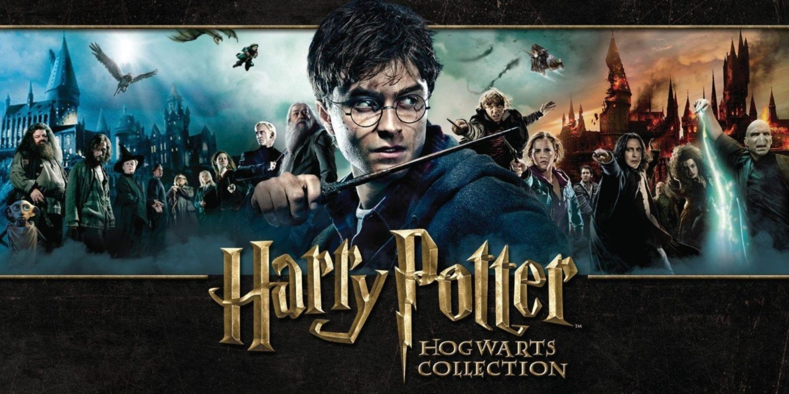 Amazon takes up to 70% off Harry Potter film sets from $22.50 for Prime Day
