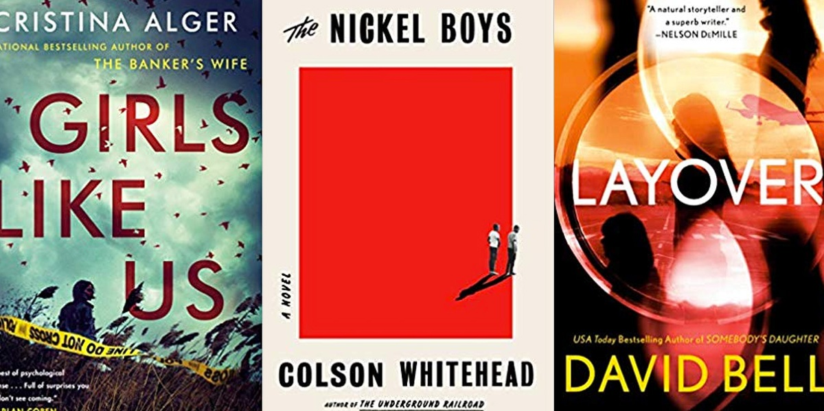 Best Books for July