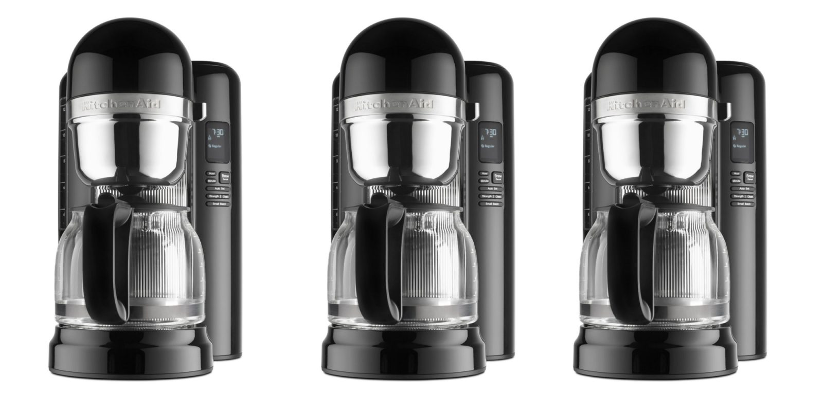 This attractive KitchenAid 12-cup Coffee Maker falls to $60 today ...