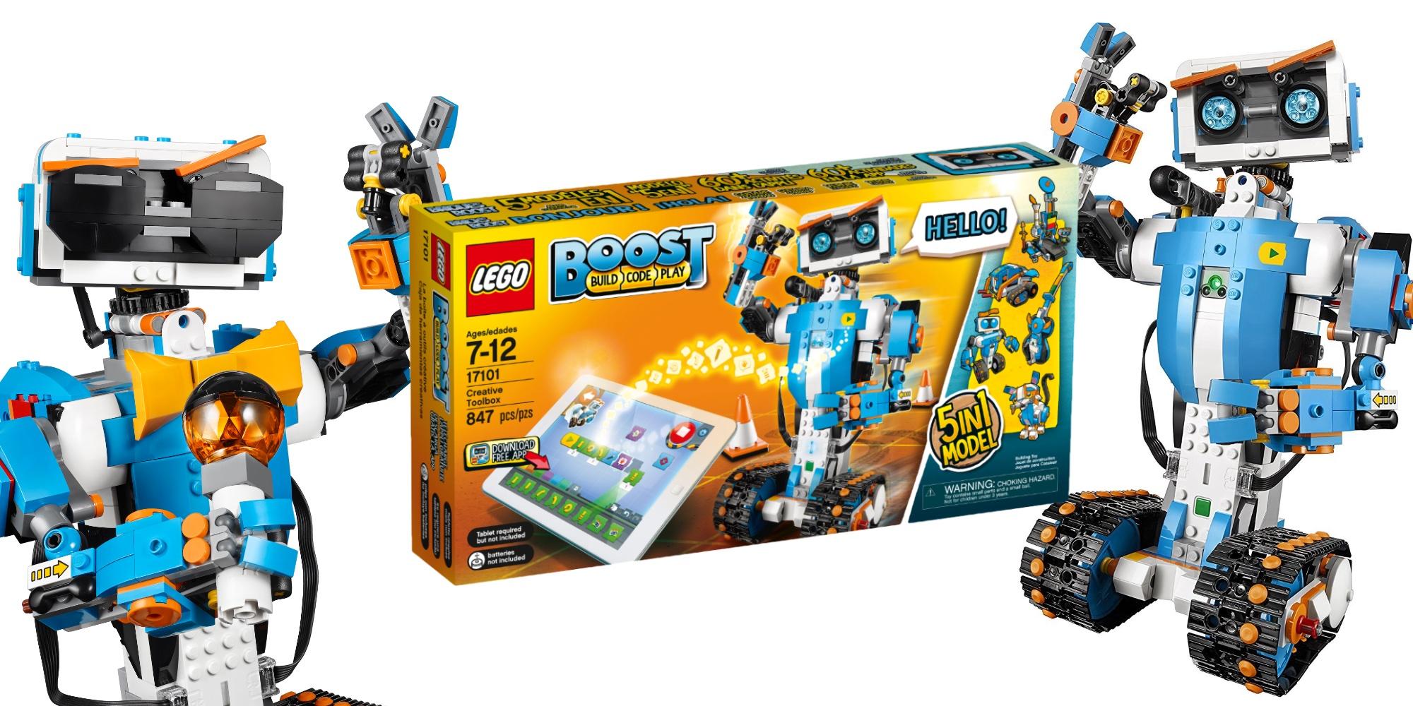 Best coding kits LEGO