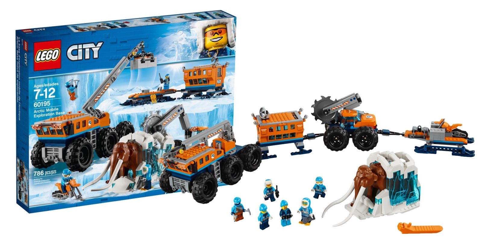 Assemble a new low on LEGO's Arctic Exploration Base at $98, more from $10