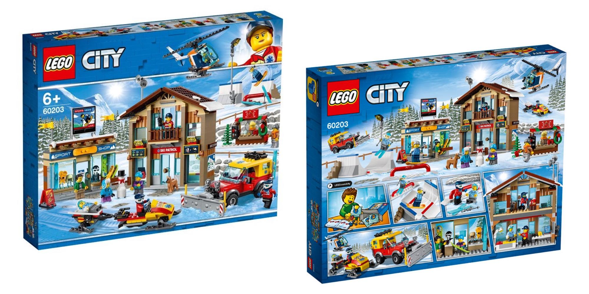 LEGO City Ski Resort