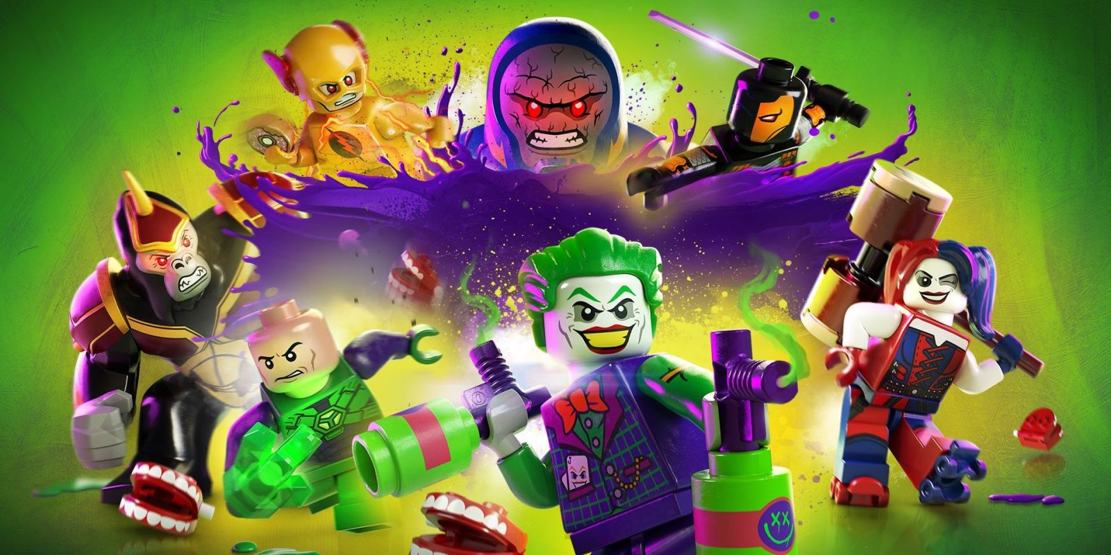 Today's Best Game Deals: LEGO DC Super-Villains $20, Division 2 $20, more