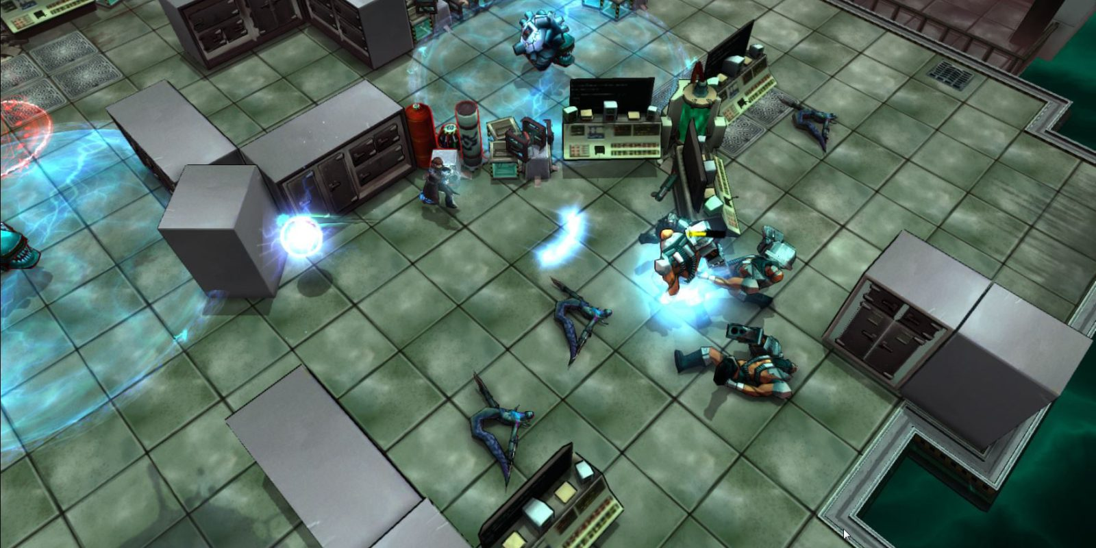 Cyberpunk top-down shooter Leap of Fate now just $2 on iOS