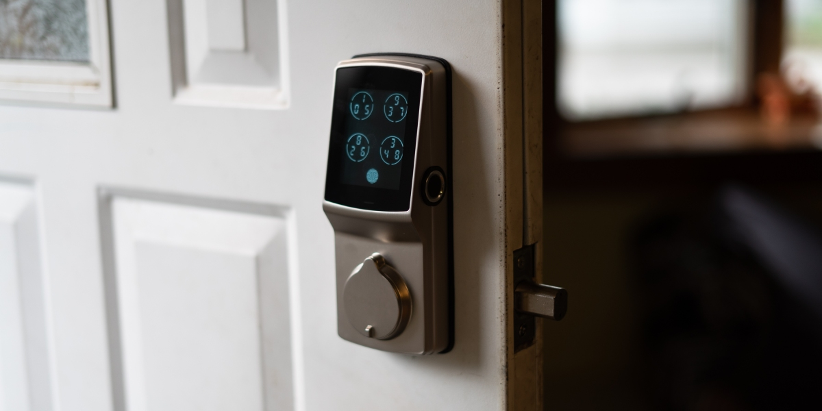 Lockly Secure Pro Deadbolt Feature