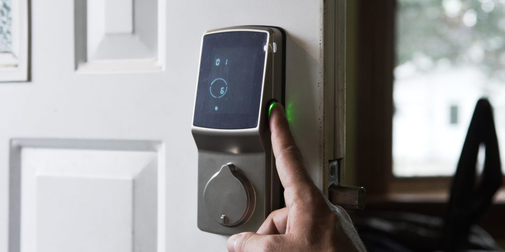 Lockly Secure Pro Finger Print