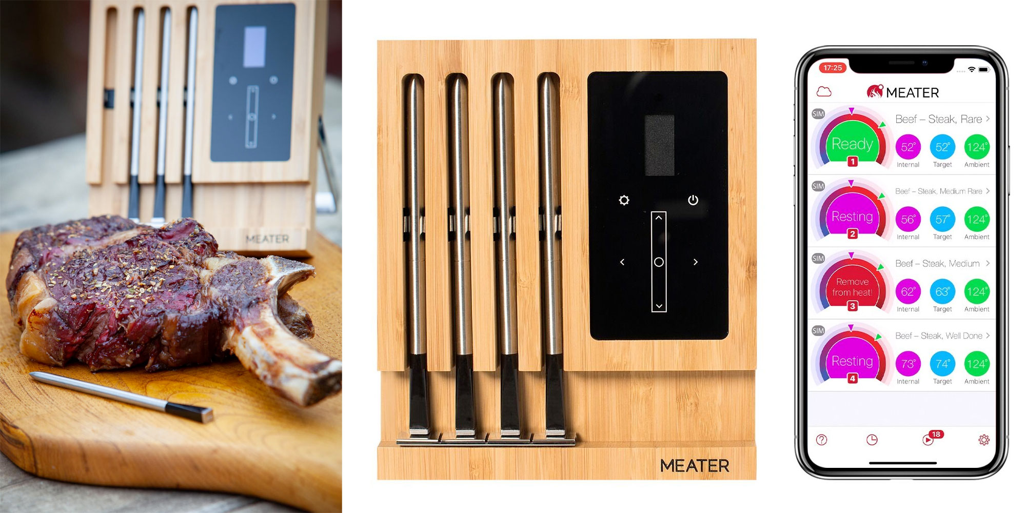 MEATER Block Smart Thermometer