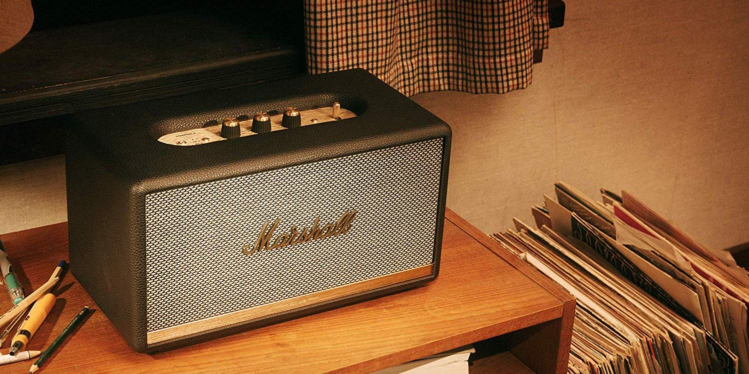 Marshall's Stanmore II Wireless Speaker is now $150 off for Prime Day, more