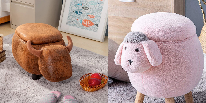 Phenomenal Rare Deals On Merax Animal Storage Ottomans Starting From Uwap Interior Chair Design Uwaporg