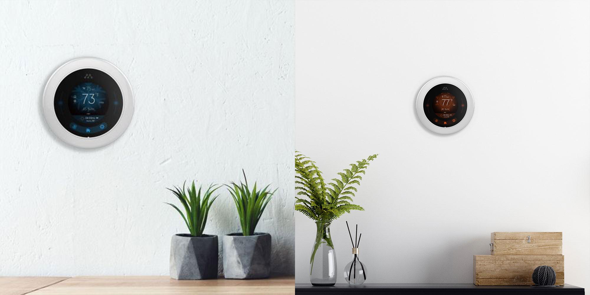momentum meri wi-fi smart thermostat