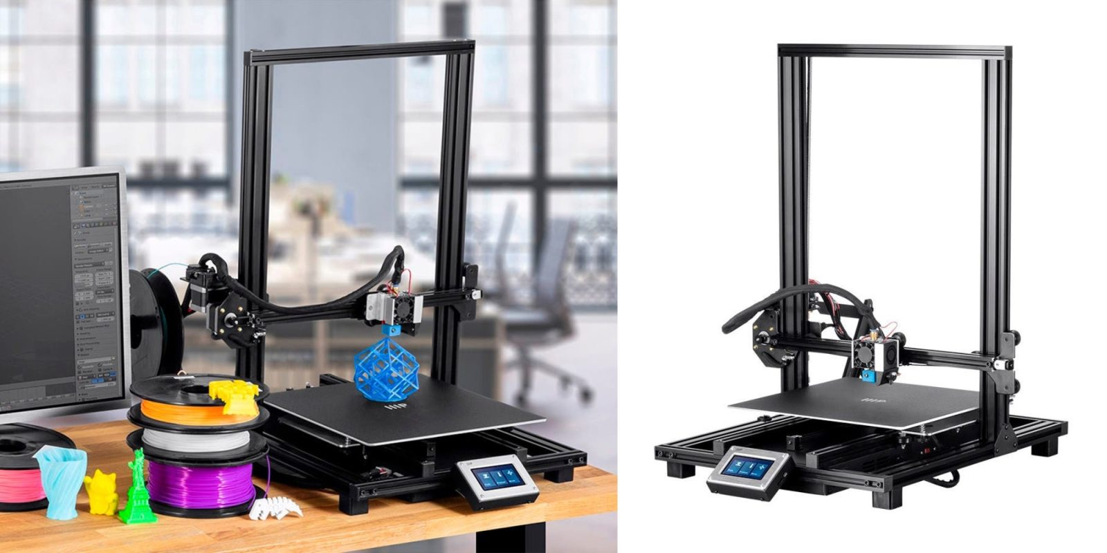 Monoprice's MP10 3D Printer gets first price drop to $340 shipped (Reg. $400)