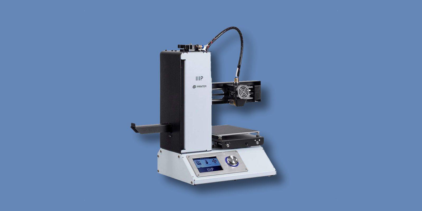 Monoprice's Select Mini 3D Printer falls to $161.50 (Reg. $190+)