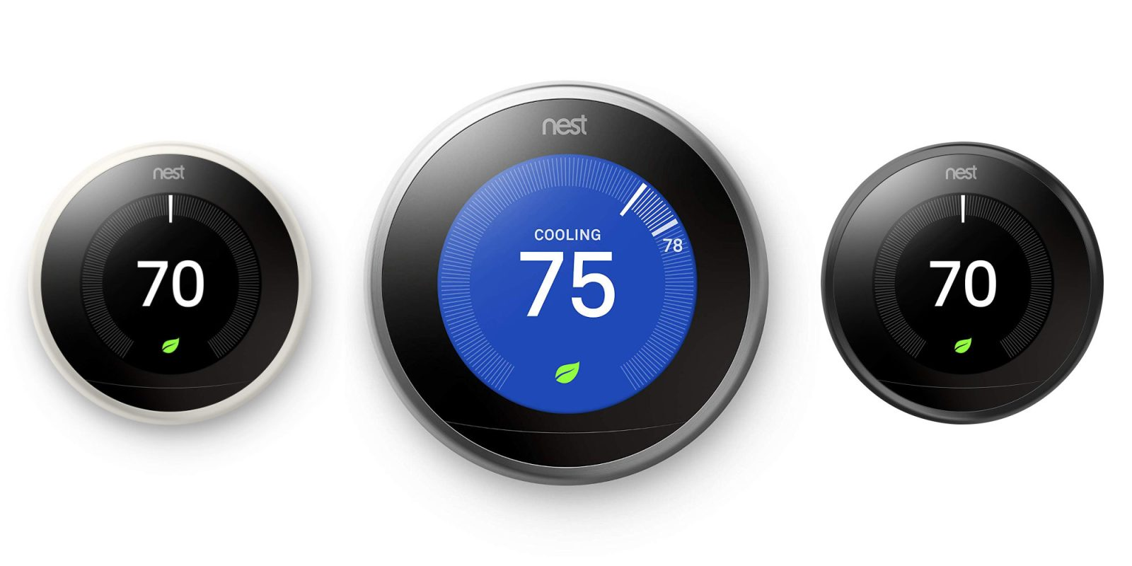 Google's Nest 3rd Generation Thermostat drops to $170 (Reg. up to $250)