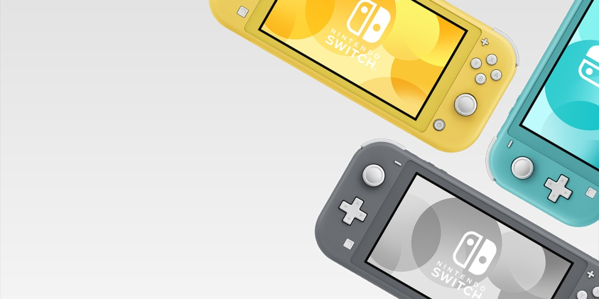 Nintendo Switch Lite preorders up at Amazon