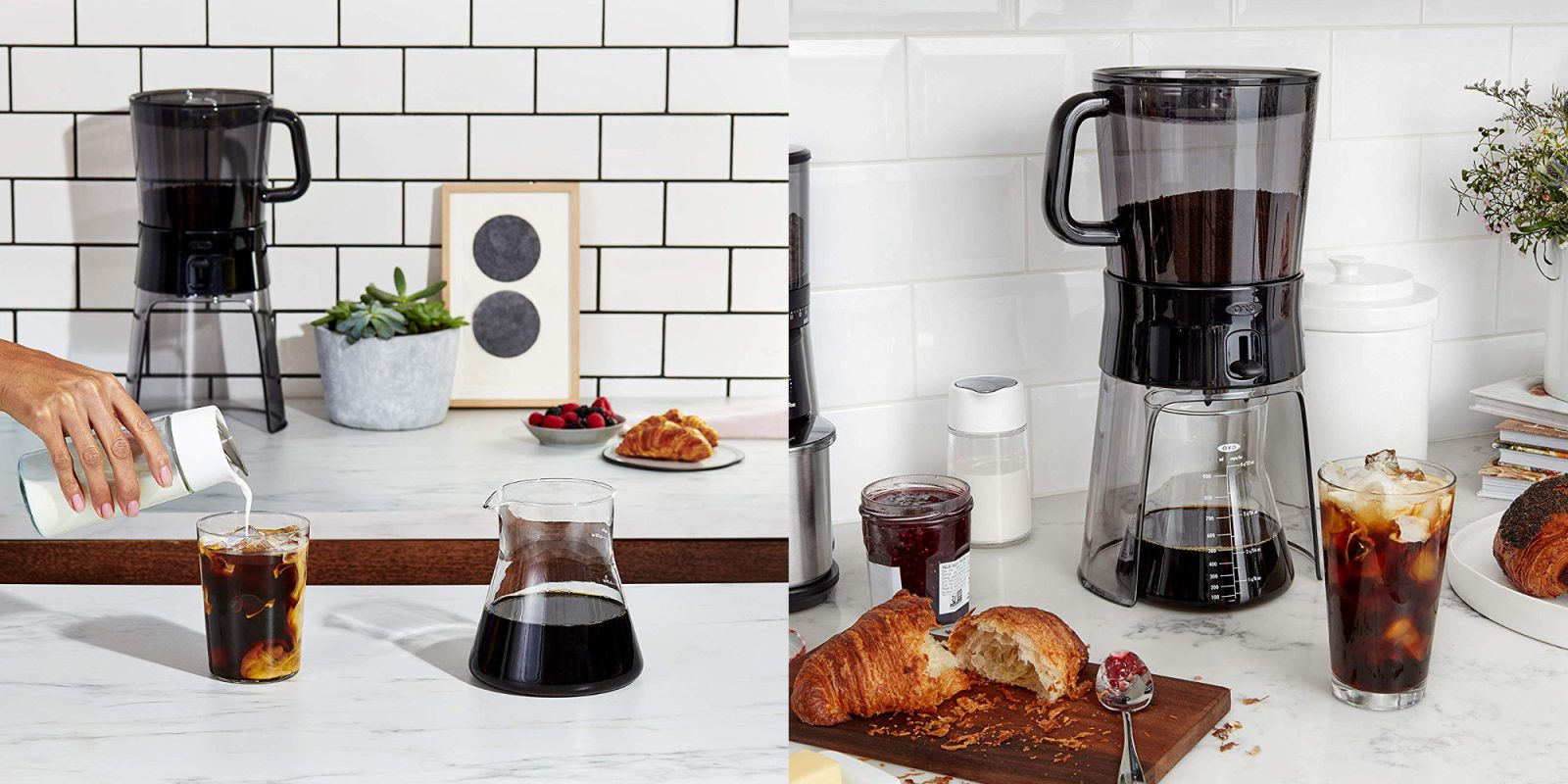 Get your cold brew on with OXO's 32-oz. Coffee Maker at $40 shipped (20% off)
