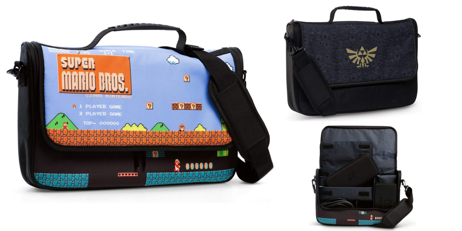 PowerA Switch Messenger Bag now from $21 shipped for Prime Day (Reg. $35)