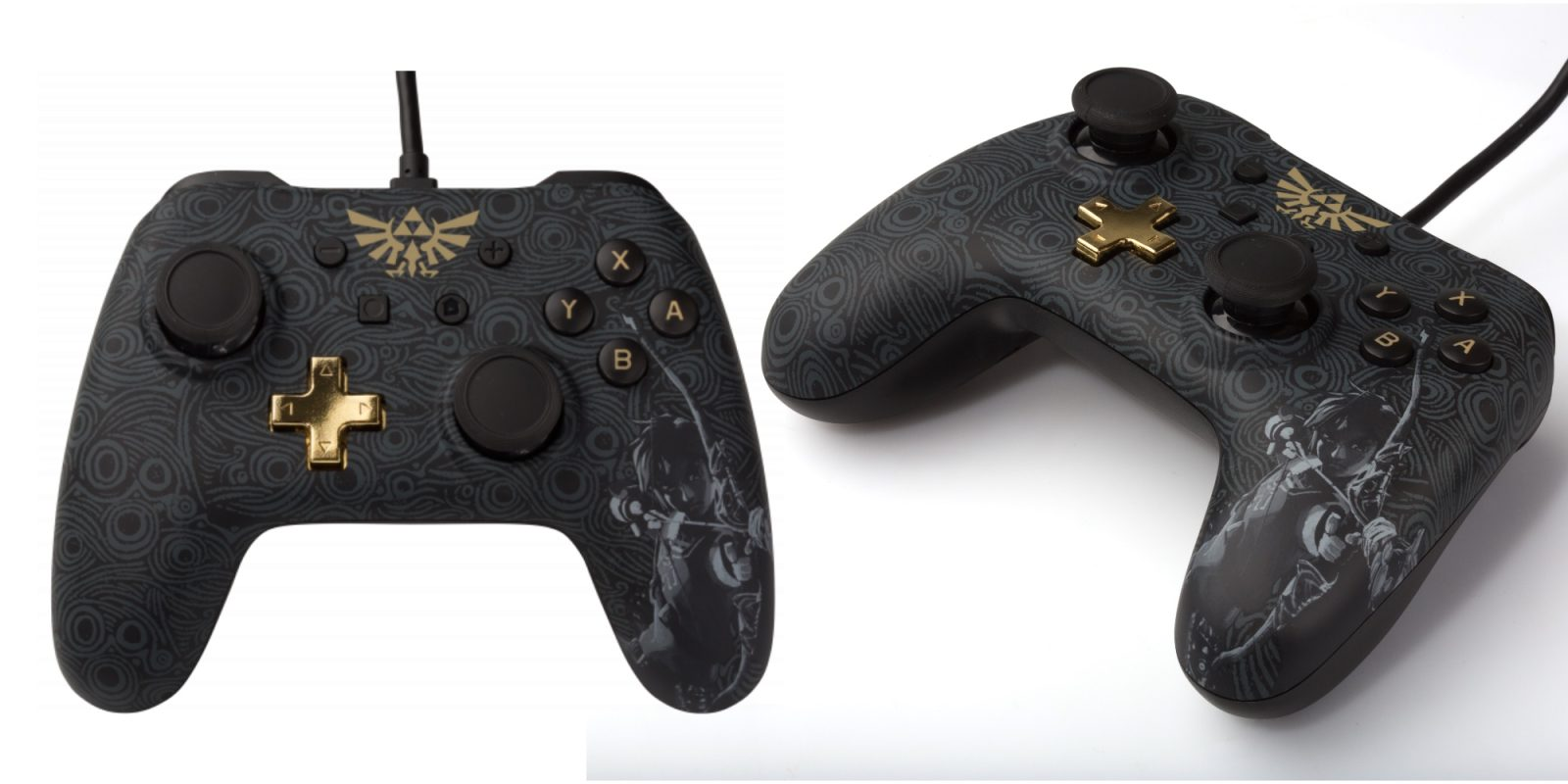 PowerA's Wired Switch Controller is a must-have for Zelda fans: $20 (Save 20%)