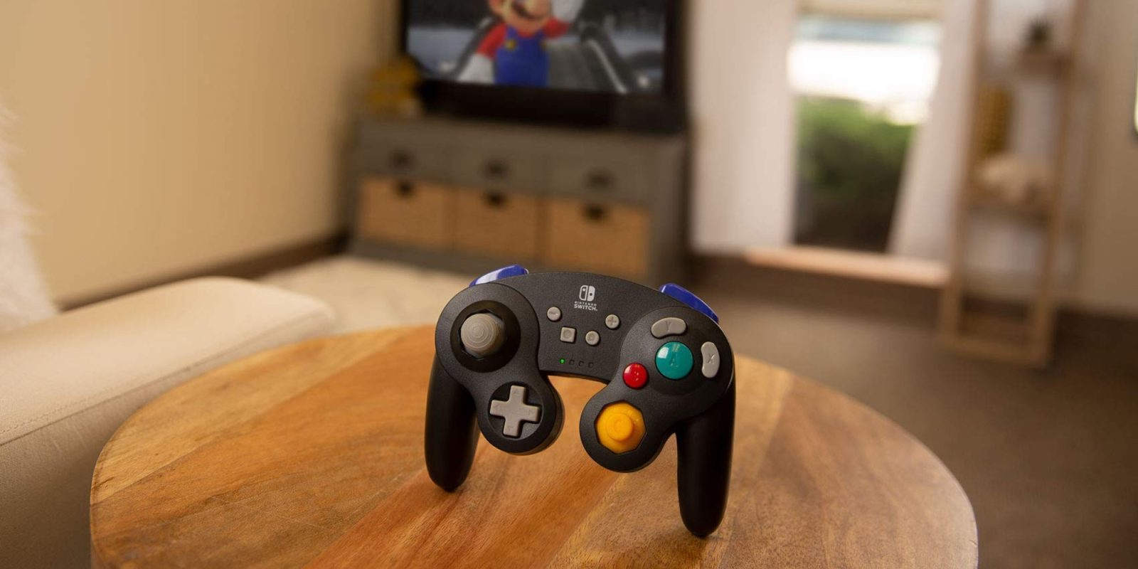 PowerA's $37 Wireless Controller adds GameCube vibes to your Switch
