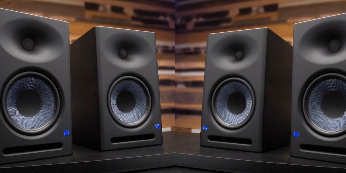 PreSonus Eris XT studio monitors out now
