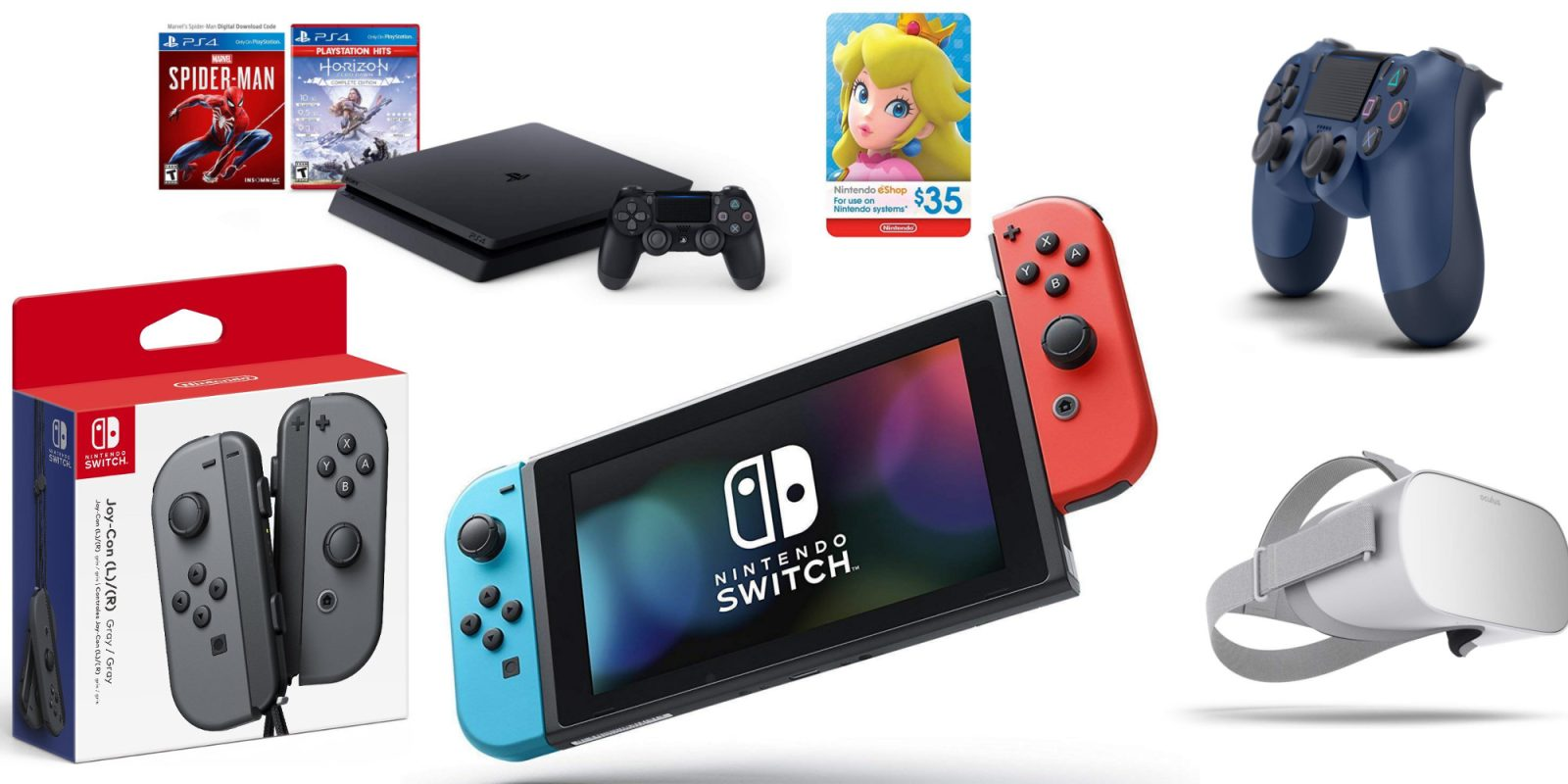 Prime Day 2019 gaming deals: Switch GC bundle $300, PS Plus