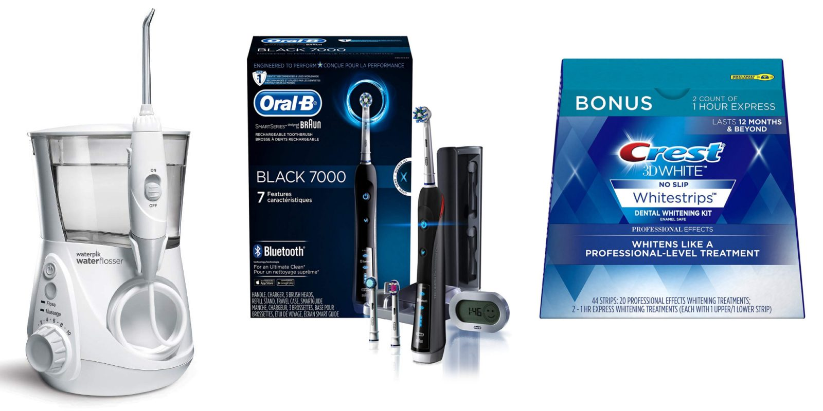 Oral-B and Sonicare from $20 for Prime Day: Toothbrushes, Whitestrips, more