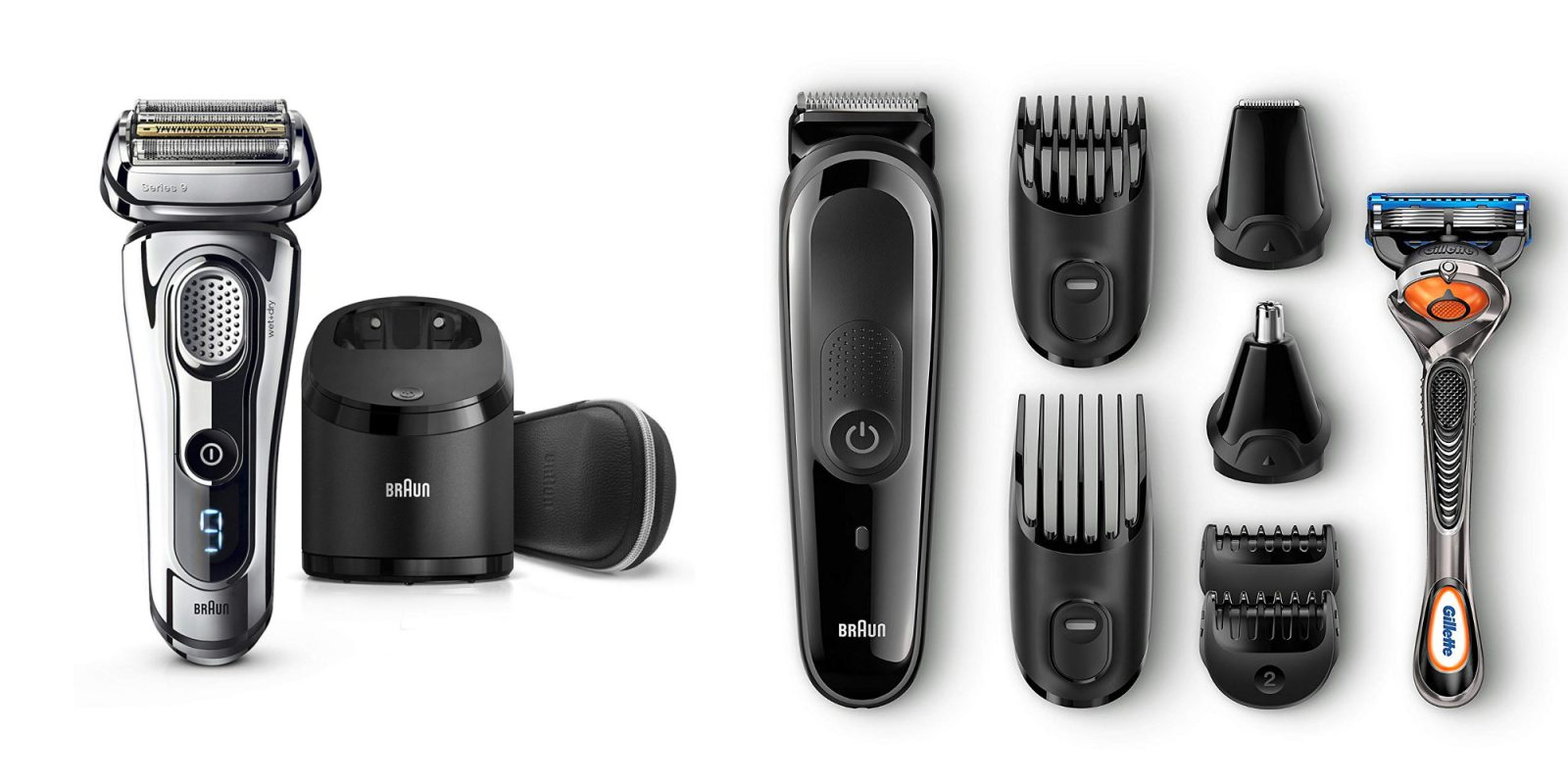 Prime Day Braun and Philips shaver deals starting from $20 ($95 off)
