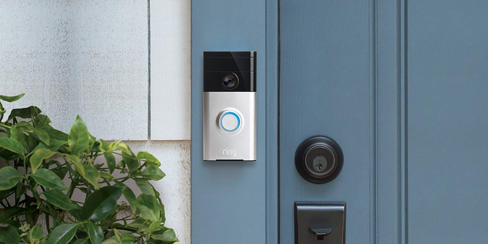Retrofit the front door with Ring's OG Video Doorbell at $84 shipped