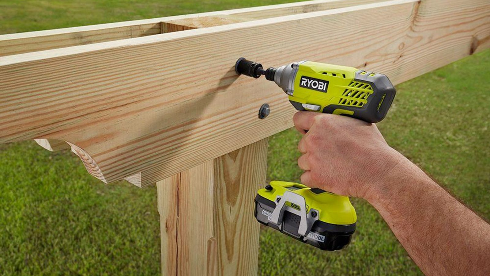 For $99, every DIYer should have Ryobi's drill/driver +