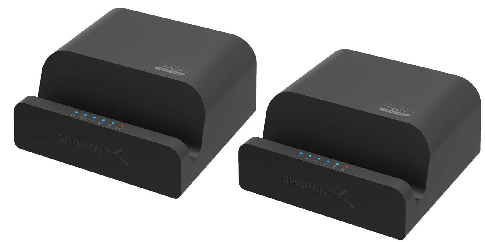 Sabrent's Universal Docking Station has HDMI, Ethernet, more: $49.50 (30% off)