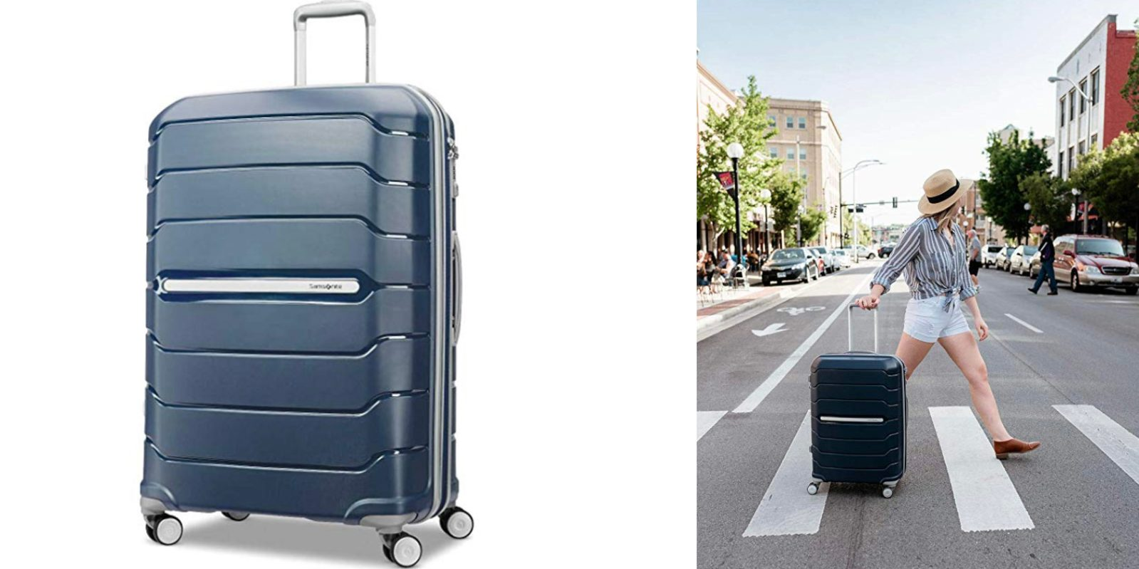 Samsonite Freeform Large Luggage for $135 shipped at Amazon (Reg. $199)