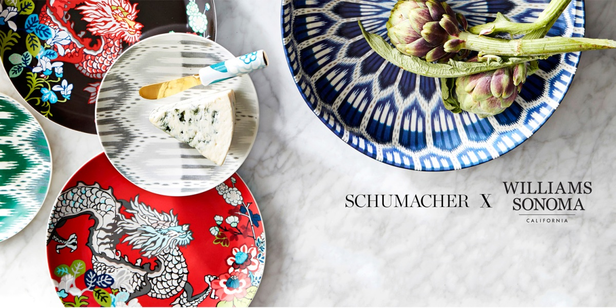 Williams Sonoma Shumaker Collection