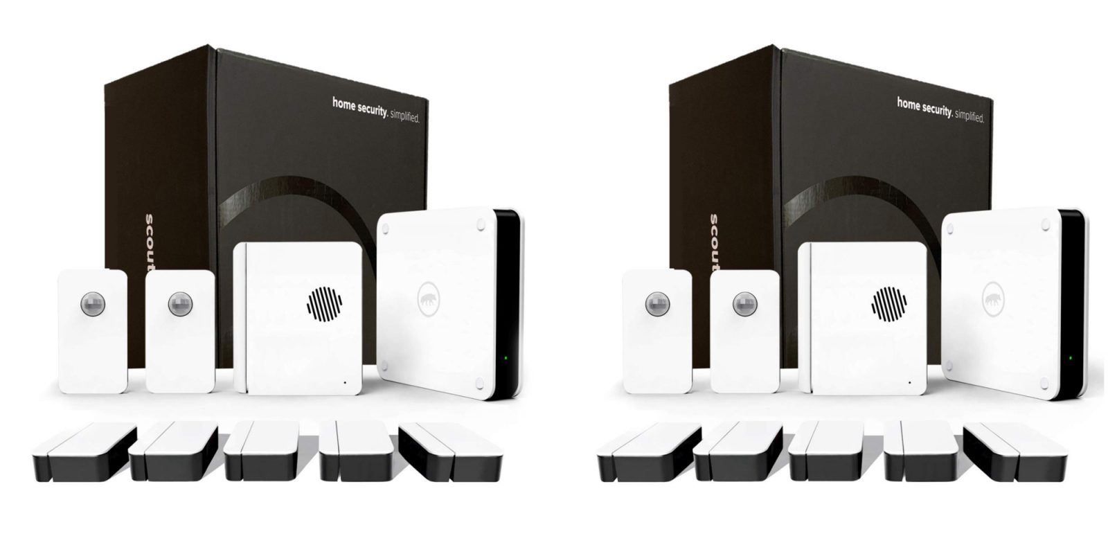 The Scout Wireless Home Security System is $134 off in today's Gold Box, more