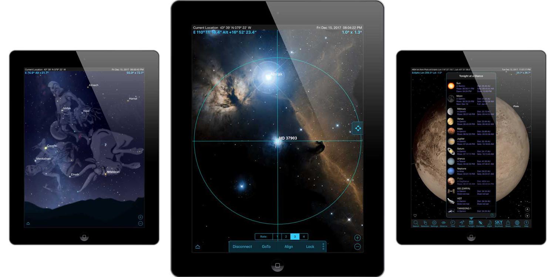 Today's Best iOS & Mac App Deals: SkySafari 6, San Juan