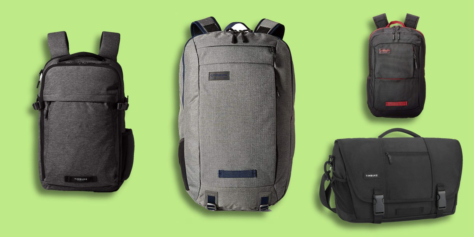 Prime Day cuts up to 40% off Timbuk2 MacBook bags, priced from $32