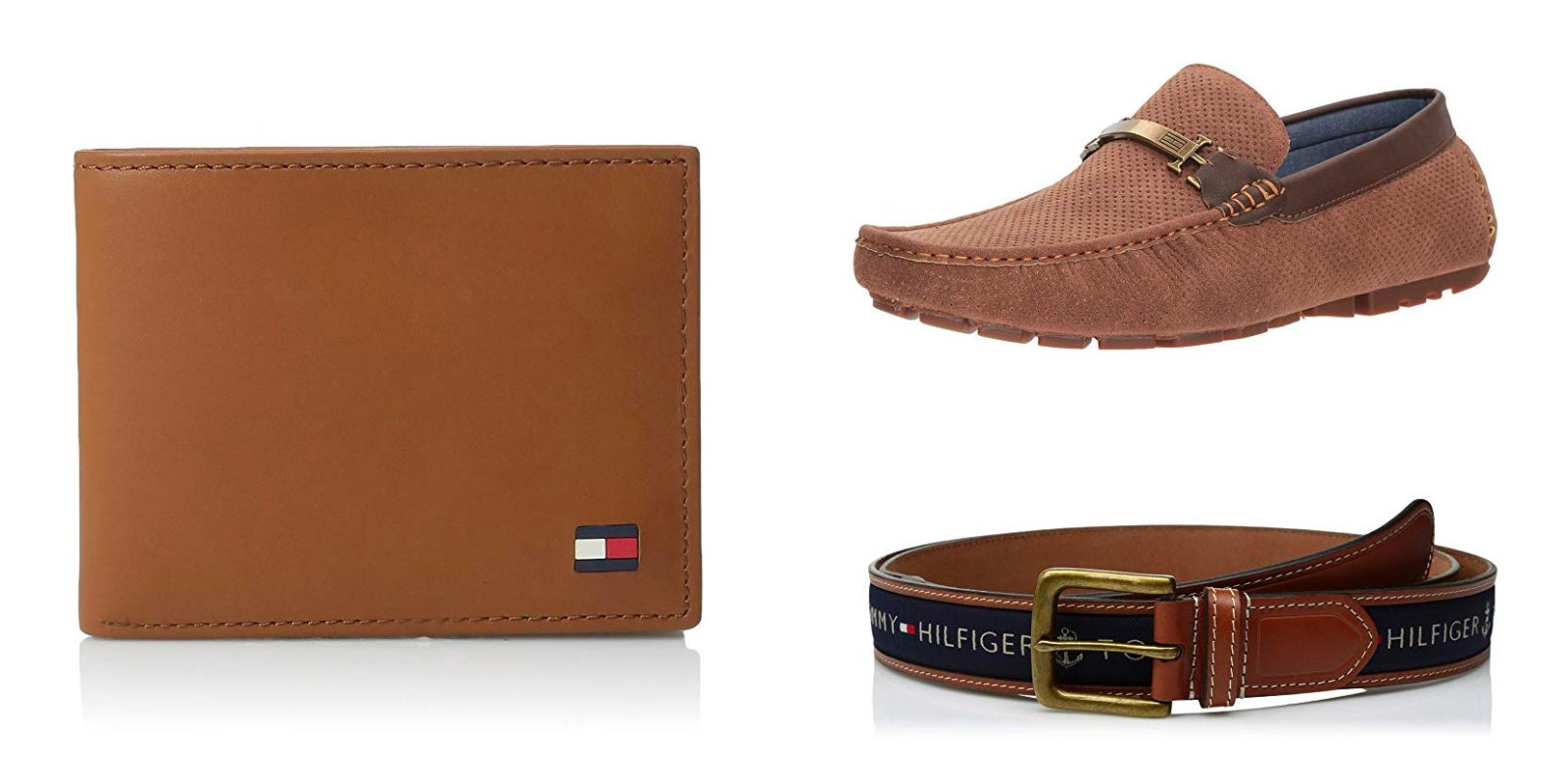 Amazon offers Tommy Hilfiger shoes, wallets, bags and more up to 30% off